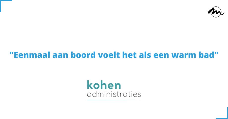 Kohen Administraties - Minox Online